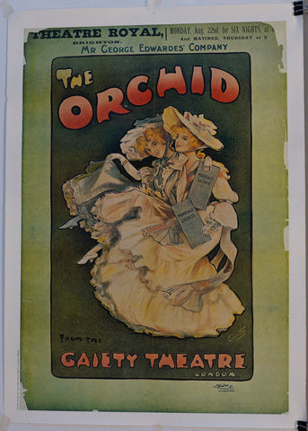 "Theatre Royal Brighton ""The Orchid"""