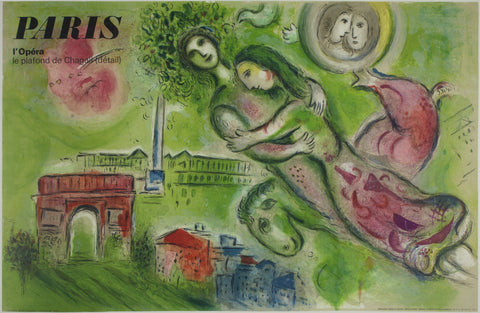 Paris Chagall