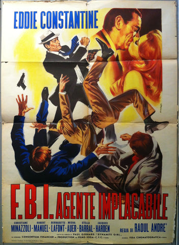 F.B.I. Agente Implacabile
