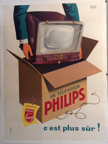 Philips TV Advertisement