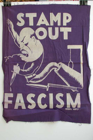 http://postermuseum.com/11111/1work/Rebel.Arts.Fabric.Stamp.Out.Fascism.24x34.450.JPG