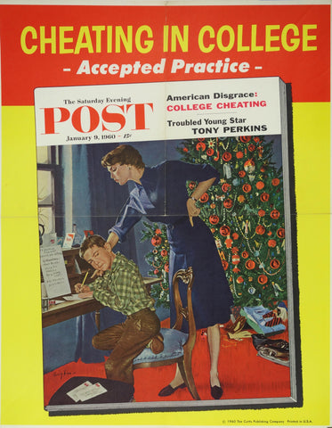 Saturday Evening Post  January 09 1960