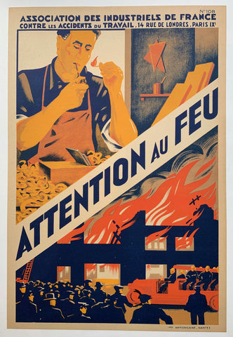 Attention au Feu