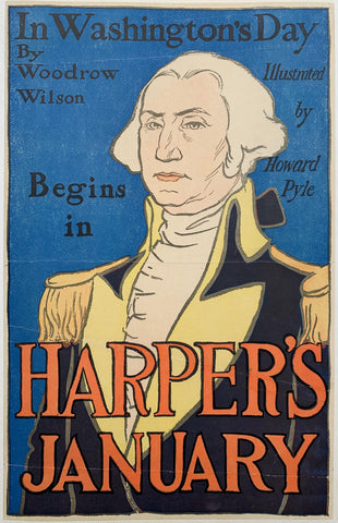 "In Washington's Day ""Harper's January"""