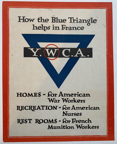 How the Blue Triangle helps in France