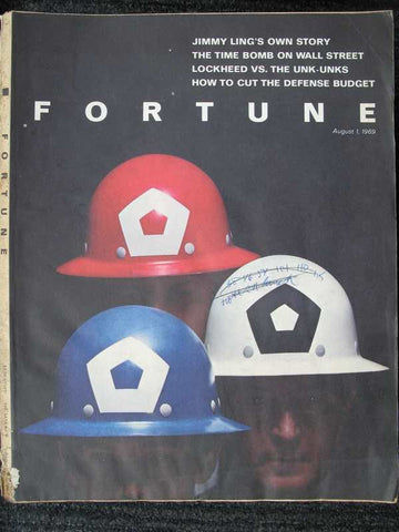 Fortune August 1 1969