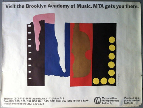 MTA the Brooklyn Academy of Music