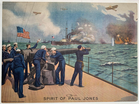 Spirit of Paul Jones