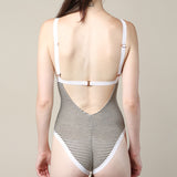 Shlaer Striped One Piece / Shop Super Street - 4