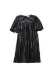 Isabel Marant Samoa Lurex Cotton Baby Doll Dress / Shop Super Street - 1