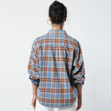 R13 Grunge Plaid Shirt / Shop Super Street - 4