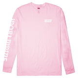 HUF Paisley Worldwide Long Sleeve Tee / Shop Super Street - 1