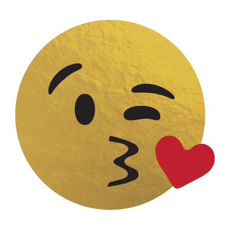 Blowing Kiss Emoji - Kromebody