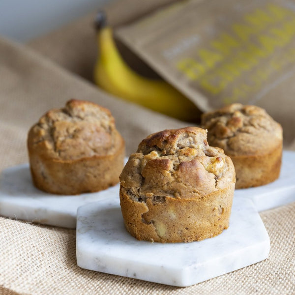 Banana & Cinnamon Muffin Mix (GF)