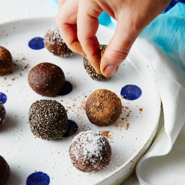 Raw-Cacao Bliss Balls Mix (GF)