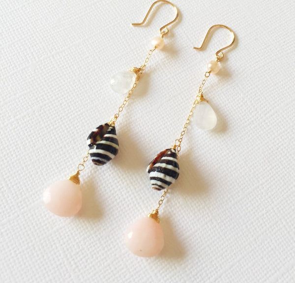 Earrings Yumi (E107)