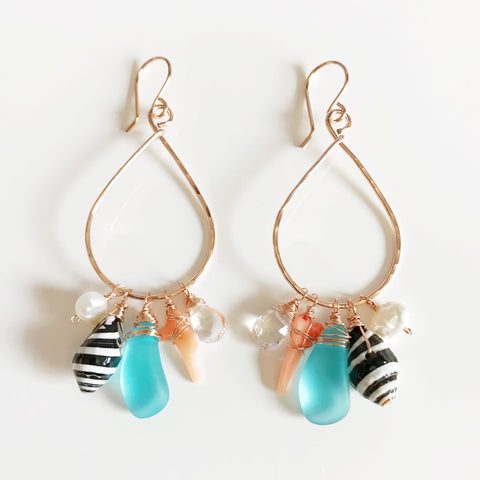 Earrings Emi  (E295)