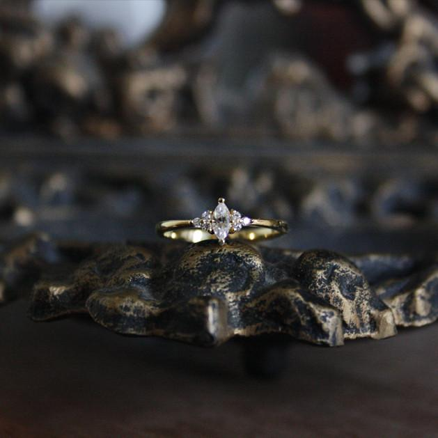 Marquise Ring - Melroso Jewelry
