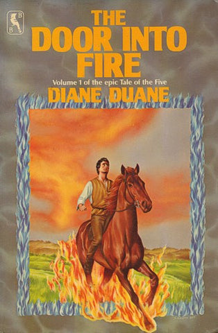 The Door Into Fire (Bluejay trade paperback)