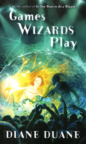 Games Wizards Play (Young Wizards #10) mass market paperback, new, signed / personalized