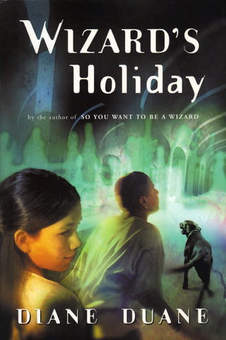 Wizard's Holiday 1st / Hardcover Edition (mint / personalized), final copies