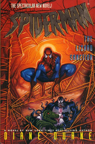 Spider-Man: The Lizard Sanction hardcover (mint / personalized), final copies