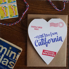 special delivery heart from california