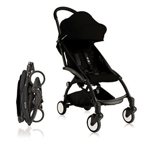 BabyZen YOYO + Stroller -  Black Frame + Color Pack