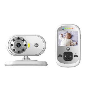 Motorola 2.4 inch Digital Video Color Baby Monitor MBP622