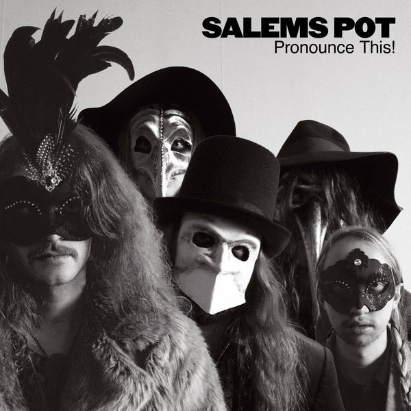 SALEM'S POT - PRONOUNCE THIS!  CD / 2xLP / 2xLP (Coloured Vinyl)