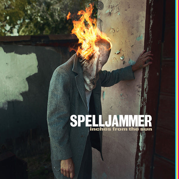 SPELLJAMMER - INCHES FROM THE SUN   (LP / CD)