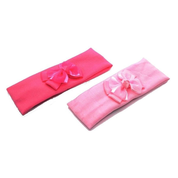 Bow Bandeau-Discontinued-Pink-Tegen Accessories