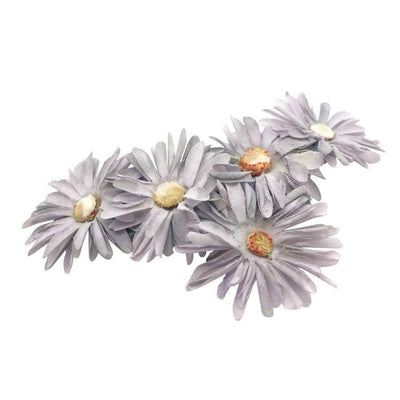 Daisy Headpiece-Discontinued-Blue-Tegen Accessories