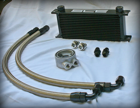 Customizable Oil Cooler Kit
