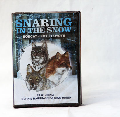 Snaring In The Snow - Southern Snares & Supply