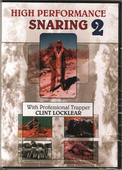 Clint Locklear's High Performance Snaring 2 Video - Southern Snares & Supply