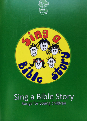 Sing a Bible Story word book