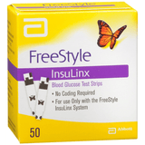 Freestyle Insulinx Order 50 Count - Affordable OTC