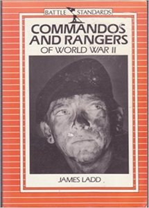 Commandos and Rangers of World War II  ***eBook, 410 pages***