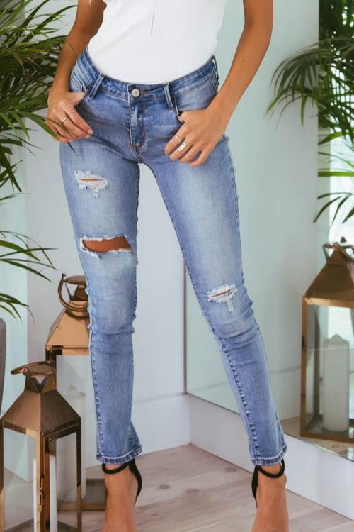 The Ava Jeans by SNDYS the Label LAST PAIRS! Size 6 and 12 left!