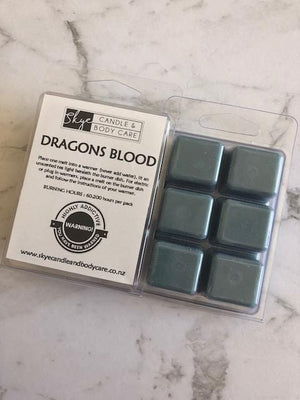 Soy Wax Melts by Skye Candle and Body Care - Dragon's Blood