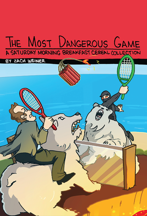 SMBC Collection - The Most Dangerous Game from SMBC - Webcomic Merchandise