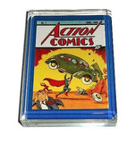 Acrylic Action Comics #1 Superman Desk Top Paperweight , Superhero - n/a, Final Score Products