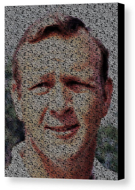 Arnold Palmer Majors Win List Mosaic INCREDIBLE