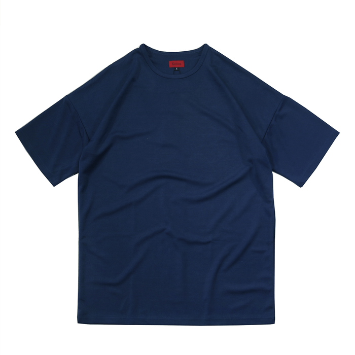Polaine SS Top - Navy