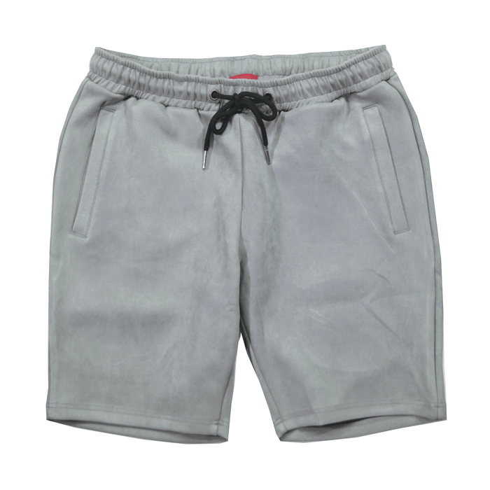 Suede Butter Shorts - Grey (07.11 Release)