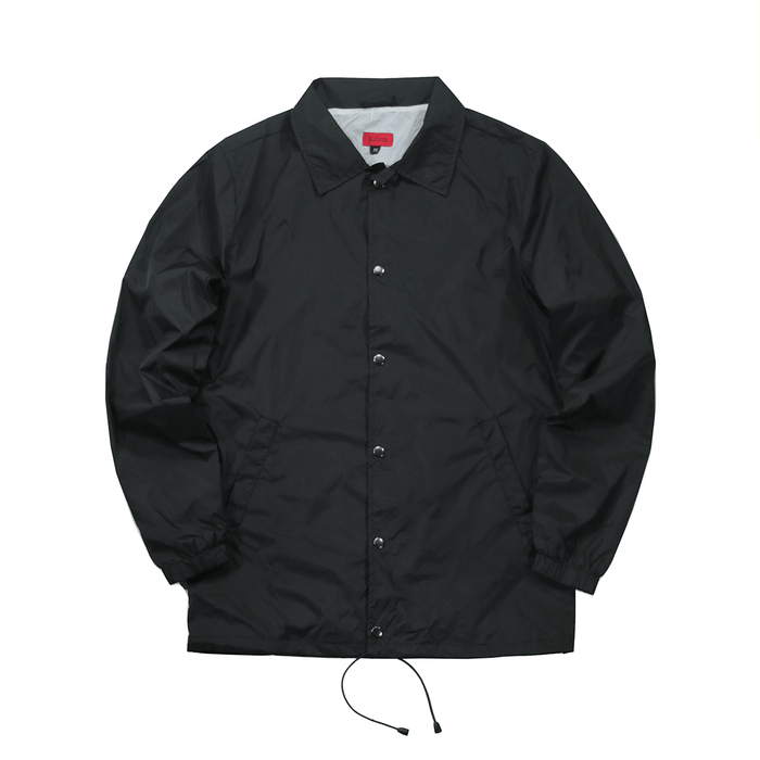 SI Nylon Coach Jacket - Black (06.27.19 Release)