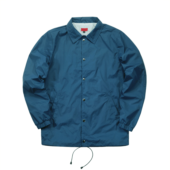 SI Nylon Coach Jacket - Teal Blue (06.27.19 Release)