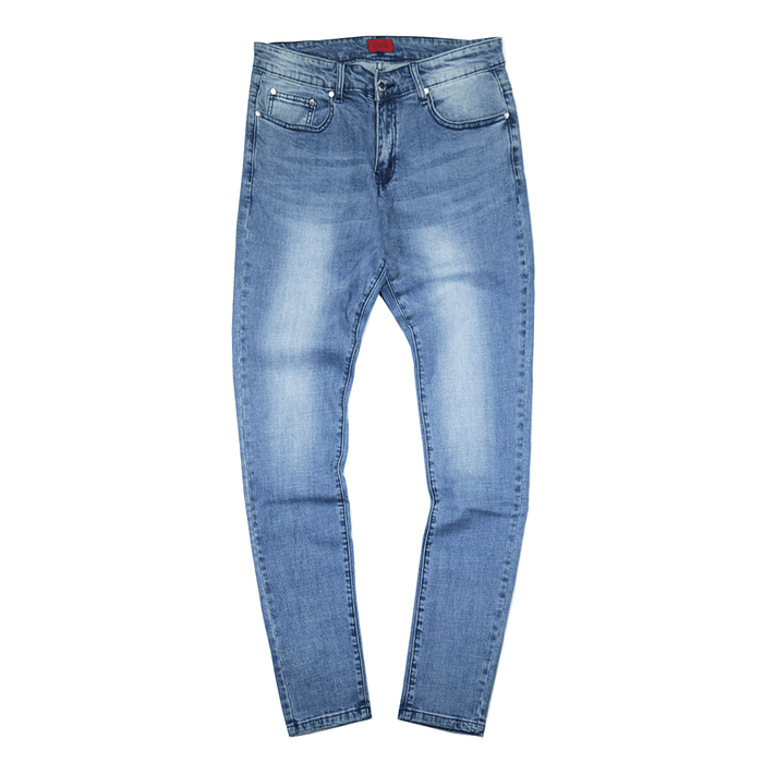 Classic Medium Blue Denim Jeans