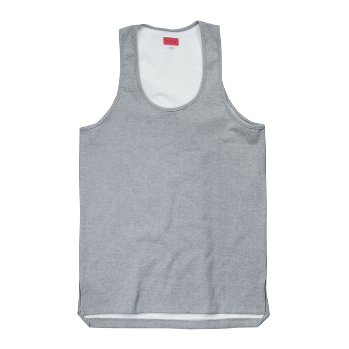 Speckle Tank Top - Grey